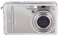 Pentax Optio S12 Silver Digital Camera  12MP  3x Opt  SDHC Card Slot