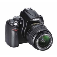 Nikon D5000   AF-S DX 18-55mm II Lens Digital Camera