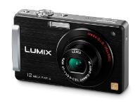 Panasonic Panasonic Lumix DMC-FX580S Silver Digital Camera