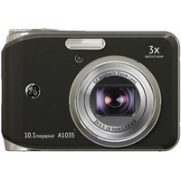 GE A1035 Black Digital Camera