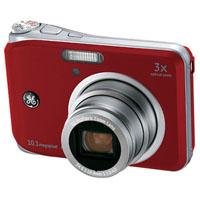 GE A1035 Red Digital Camera
