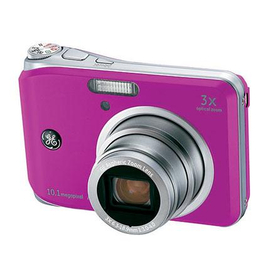 GE A1035 Pink Digital Camera