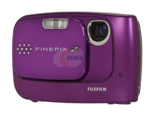 Fujifilm FinePix Z30 Purple Digital Camera  10MP  3x Opt  SD SDHC Card Slot