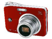 GE A1050 Red Digital Camera