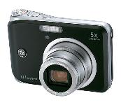 GE A1050 Black Digital Camera