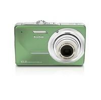 Kodak M340 GREEN 10MPIX DIGITAL CAMERA 3X OP 2 7 LCD