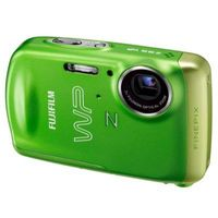 Fujifilm FinePix Z33WP Green Digital Camera  10MP  3x Opt  SD SDHC Card Slot