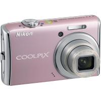 Nikon Coolpix S620 Dusty Pink Digital Camera  12 2MP  4x Opt  SD SDHC Card Slot