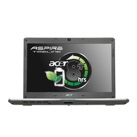 Acer Aspire AS4810TZ-4508 Notebook  1 3GHz Intel Pentium Dual-Core Mobile SU4100  4GB DDR3  320GB HDD  DVD  RW DL  Windows 7 Home Premium  14  LCD