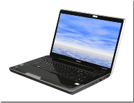 Toshiba Satellite P505-S8940 Notebook  2 1GHz Intel Core 2 Duo Mobile T6500  4GB DDR2  400GB HDD  DVD  RW DL  Windows Vista Home Premium 64-bit  18 4  LCD