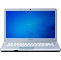 Sony VAIO VGN-NW240F S Notebook  2 2GHz Intel Core 2 Duo Mobile T6600  4GB DDR2  320GB HDD  DVD  RW DL  Microsoft Windows 7 Home Premium  15 5  LCD