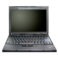 Lenovo ThinkPad X200 Notebook  2 4GHz Intel Core 2 Duo Mobile P8600  2GB DDR3  160GB HDD  Windows Vista Home Basic  12 1  LCD