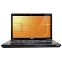 Lenovo IdeaPad Y550 Notebook  2 1GHz Intel Core Duo T6500  4GB DDR3  320GB HDD  DVD  RW DL  Windows Vista Home Premium 64-bit  15 6  LCD