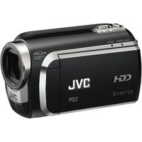 JVC Everio GZ-MG680 120GB HDD Camcorder  Black