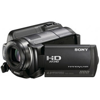Sony HDR-XR200E 120 GB HD Handycam R  PAL Camcorder