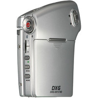 DXG-581V 32MB Flash Drive HD Camcorder  4x Dig  2 5  LCD