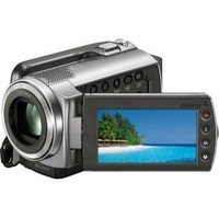 Sony DCR-SR87E 80GB Handycam R  Camcorder For PAL Systems - Silver