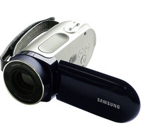 Samsung SC-MX20 SD SDHC Digital Memory Red Camcorder  34x Opt  1200x Dig  2 7  LCD