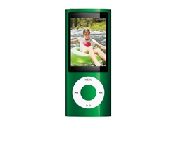 Apple iPod nano 8GB MP3 Player - Green  Internal Flash Drive  24 Hours