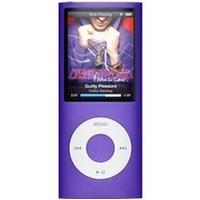 Apple iPod nano 5th Generation 8GB Purple MP3 Player  2 2  LCD  Flash Drive  5 Hours Video  24 Hours Audio
