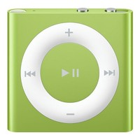 Apple iPod shuffle 2GB MP3 Player - Green New