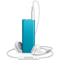 Apple iPod shuffle 4GB MP3 Player - Blue New