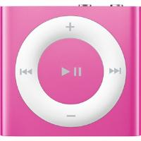 Apple iPod Shuffle 2GB Pink MP3 Player  Flash Drive  12 Hours Audio