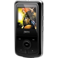jWIN Electronics JX-MP224 1 5  Color Video 4GB MP3 Player FM Radio