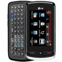 LG Electronics GR500 Xenon Black Cell Phone