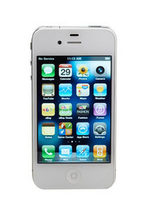 Apple iPhone 3G S 32GB Smartphone - White