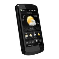 HTC Pure ( Touch Diamond 2 ) Black Smartphone