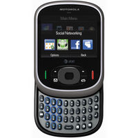Motorola Karma Black Cell Phone