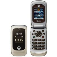 Motorola MOTO EM330 Black Cell Phone