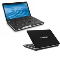 Toshiba Satellite A505D-S6987 Notebook PC - AMD Turion II X2 M600 2 4GHz 4GB DDR2 500GB HDD DVD 16 W