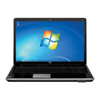 HP  Hewlett-Packard  Pavilion dv7-3057nr Notebook  2 2GHz Turion 64 X2 Mobile M500  4GB DDR2  500GB HDD  DVD RW DL  Windows 7 Home Premium  17 3  LCD