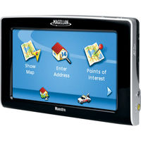 Magellan Maestro 5310 GPS - 5 0 Touch Screen North American Maps Text-to-Speech Ultra Thin Design