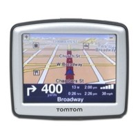Tomtom ONE 130 S Portable GPS System w  Preloaded Maps - Box