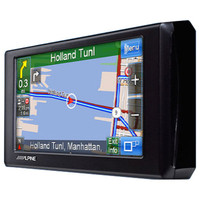 Alpine PND-K3msn GPS  Vehicle  4 3  LCD