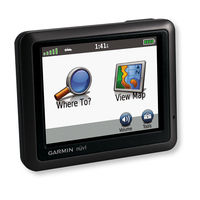 Garmin Nuvi 1260T GPS  3 5  PND w Traffic