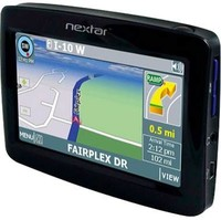Nextar Q4-MD GPS  Vehicle  4 3  LCD