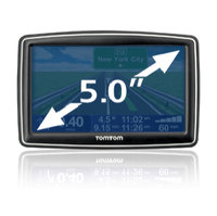 Tomtom XXL 540 S GPS  Vehicle  5  LCD