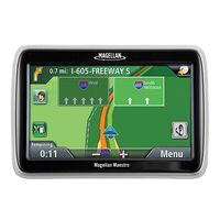 Magellan Maestro 4700 GPS  Vehicle  4 7  LCD