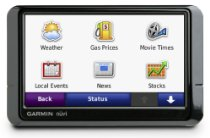 Garmin nuvi 285WT GPS  Vehicle  4 3  LCD
