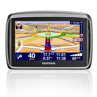 Tomtom GO 740 Live  Portable GPS w  Live connected Services