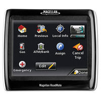 Magellan Roadmate 1340  3 5 PND TTS 1 Touch Traffic Link Ready