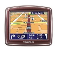 Tomtom ONE 140  Portable GPS w  3 5 touchscreen