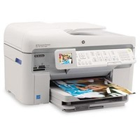 HP  Hewlett-Packard  Photosmart Premium All-in-One Inkjet Printer  15 PPM  9600x2400 DPI  Color  64MB  PC Mac