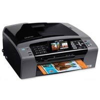 Brother MFC-495CW All-in-One Inkjet Printer  35 PPM  6000x1200 DPI  Color  PC Mac