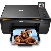 Kodak ESP 5250 All-in-One Inkjet Printer  30 PPM  9600x2400 DPI  Color  PC Mac