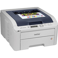 Brother HL-3070CW LED Printer  17 PPM  600x2400 DPI  Color  64MB  PC Mac